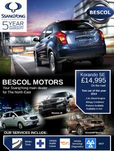 Bescol Motors