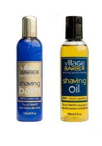 Barber Shaving Oil