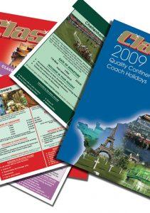 Classic Brochures