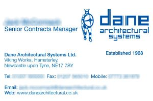 Dane Architectural Systems