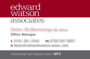 Edward Watson Associates