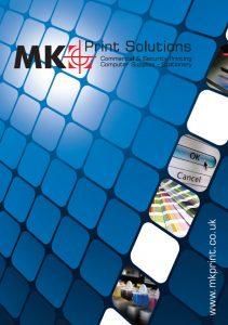 MK Print Brochure