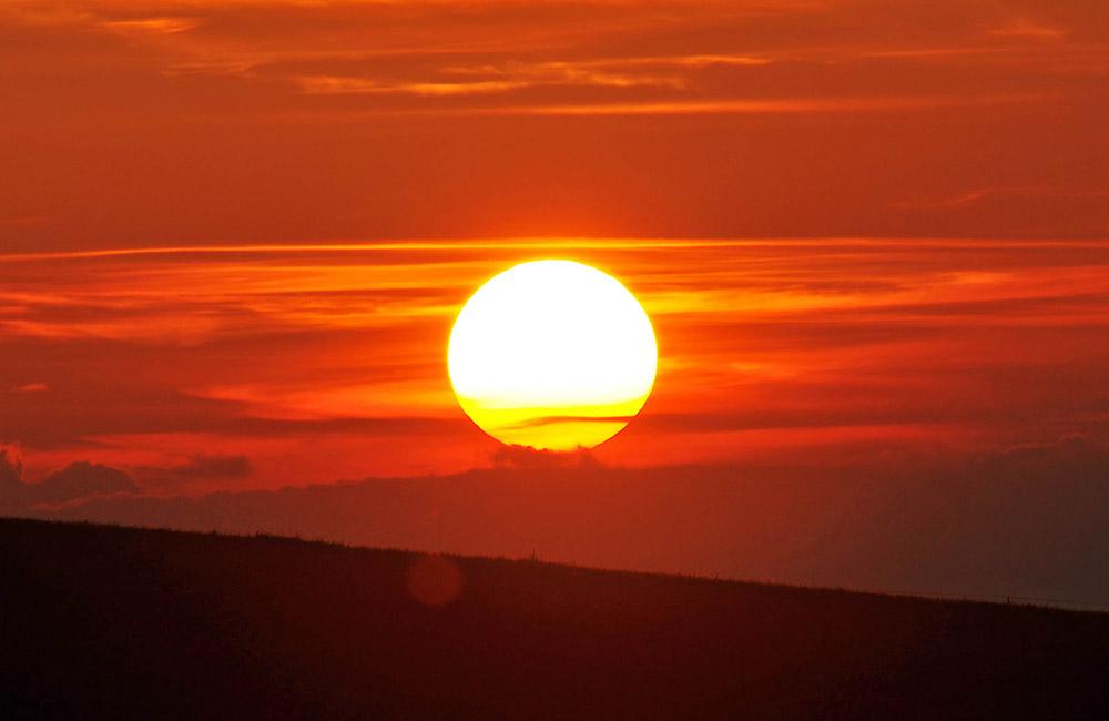 Sunset BG
